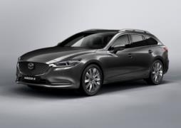 Makyajlı Mazda6 Touring resim galerisi (07.02.2018)