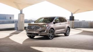 Ford Edge Titanium Elite resim galerisi (07.02.2018)