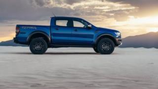 2019 Ford Ranger Raptor resim galerisi (08.02.2018)