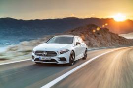 Yeni Mercedes A-Serisi resim galerisi (09.02.2018)
