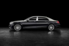 Mercedes-Maybach S-Serisi resim galerisi (14.02.2018)