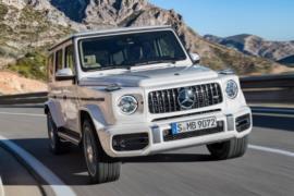 2018 Mercedes-AMG G 63 resim galerisi (14.02.2018)