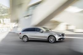 Makyajlı 2019 Mercedes-Benz C-Serisi resim galerisi (14.02.2018)