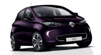 2018 Renault Zoe R110 resim galerisi (19.02.2018)