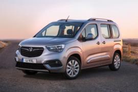 Yeni 2018 Opel Combo Life MPV resim galerisi (20.02.2018)