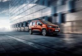 Yeni Peugeot Rifter resim galerisi (21.02.2018)