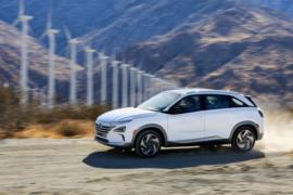 Hyundai NEXO resim galerisi (21.02.2018)