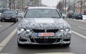 2019 BMW 3 Serisi resim galerisi (23.02.2018)