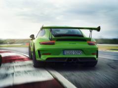 Porsche 911 GT3 RS resim galerisi