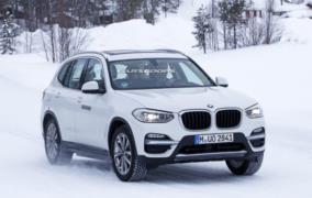BMW iX3 prototip resim galerisi (28.02.2018)