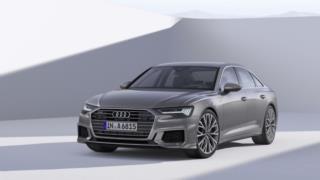 2019 Audi A6 resim galerisi (01.03.2018)