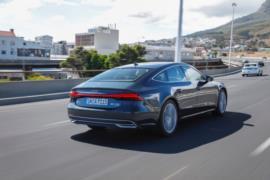 Yeni Audi A7 Sportback resim galerisi (02.03.2018)