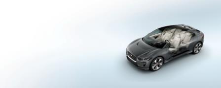 2019 Jaguar I-PACE resim galerisi (02.03.2018)