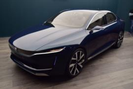 Tata EVision Sedan konsepti resim galerisi (08.03.2018)