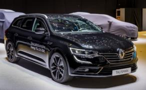 Renault Talisman S-Edition resim galerisi (08.03.2018)