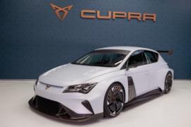 Cupra e-Racer resim galerisi (Cenevre'den fotoğraflar)