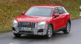 Yeni 2018 Audi SQ2 resim galerisi