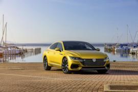 2019 VW Arteon R-Line resim galerisi (20.03.2018)