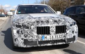 Makyajlı BMW 7 Serisi resim galerisi (21.03.2018)