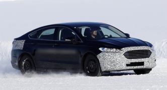 Yeni Ford Mondeo resim galerisi (22.03.2018)