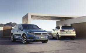 Yeni Volkswagen Touareg resim galerisi (27.03.2018)