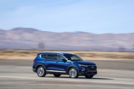 ABD versiyonu 2019 Hyundai Santa Fe resim galerisi