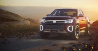 Yeni VW Atlas Tanoak konsepti resim galerisi (29.03.2018)