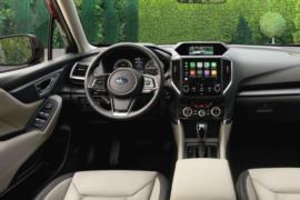 Yeni Subaru Forester SUV resim galerisi (30.03.2018)