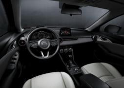2019 Mazda CX-3 resim galerisi (02.04.2018)