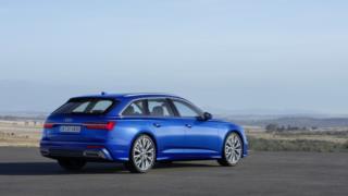 2019 Audi A6 Avant resim galerisi (12.04.2018)