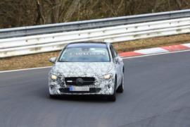 Mercedes-Benz A-Serisi sedan resim galerisi (18.04.2018)