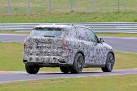 2018 BMW X5 resim galerisi (19.04.2018)