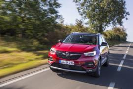 Opel Grandland X Design Line resim galerisi (23.04.2018)