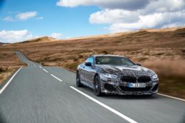 Yeni BMW 8 Serisi Coupe resim galerisi (27.04.2018)