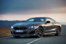 BMW M850i xDrive Coupe resim galerisi (28.04.2018)