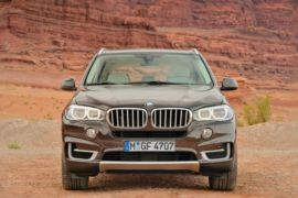 YENİ BMW X5 (2014) RESİM GALERİ
