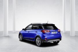 Avrupa versiyonu 2018 Hyundai i20 Active resim galerisi (30.04.2018=