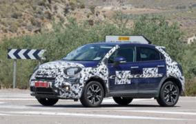 Makyajlı 2019 Fiat 500X resim galerisi (03.06.2018)