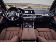 2019 BMW X5 resim galerisi (07.06.2018)