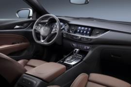 Opel Insignia yeni multimedya sistemi resim galerisi (07.06.2018)