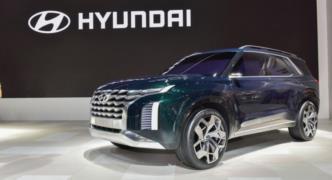 Hyundai HDC-2 Grandmaster konsepti resim galerisi (10.06.2018)