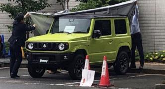 2019 Suzuki Jimny resim galerisi (13.06.2018)