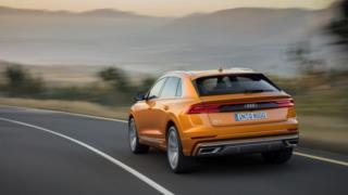 Audi Q8 resim galerisi (18.06.2018)