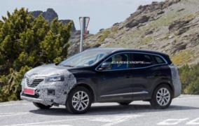 2019 Renault Kadjar resim galerisi (19.06.2018)
