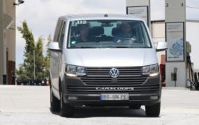 2020 VW T7 Caravelle resim galerisi (19.06.2018)
