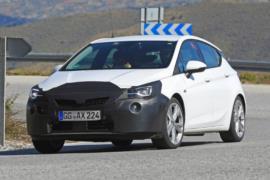Makyajlı 2019 Opel Astra resim galerisi (20.06.2018)