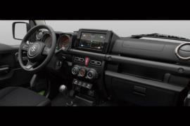Yeni 2019 Suzuki Jimny SUV resim galerisi (07.07.2018)