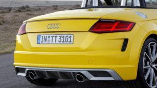 2019 Audi TT resim galerisi