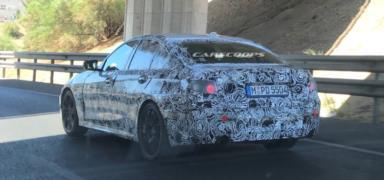 BMW 3 Serisi sedan prototipi resim galerisi (20.07.2018)