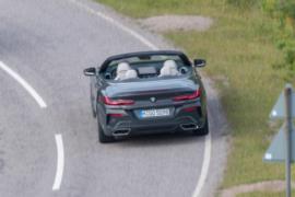 2019 BMW 8 Serisi Cabrio resim galerisi (24.07.2018)